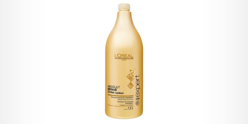 melhor shampoo loreal